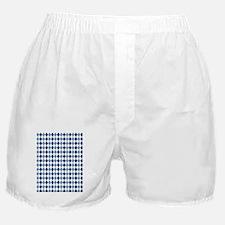 UNC Argyle Carolina Blue Tarheel Boxer Shorts
