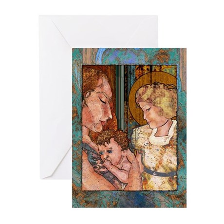 Peace on Earth Greeting Cards (6)