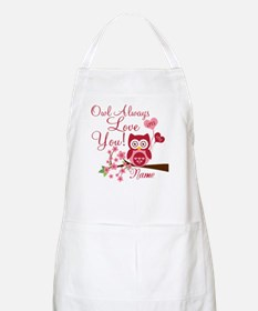 Owl Always Love You Apron