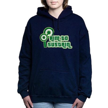 sustain.png Hooded Sweatshirt