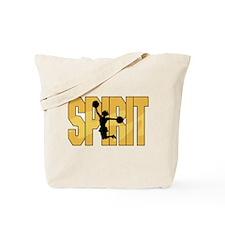 Cheerleader Spirit Tote Bag