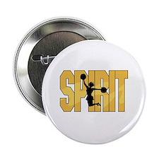 Cheerleader Spirit Button