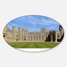 Windsor Castle Decal