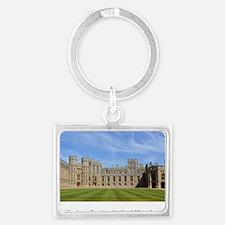 Windsor Castle Landscape Keychain