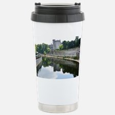British Isles Stainless Steel Travel Mug