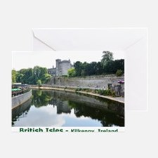 British Isles Greeting Card