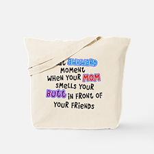 Awkward Moment Tote Bag
