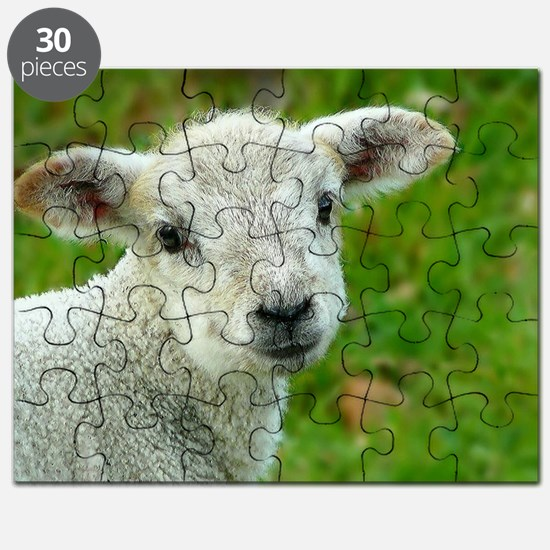 Sheep 001 Puzzle