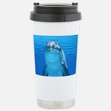 Dolphin 001 Travel Mug