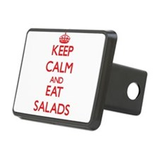 Keep calm and eat Salads Hitch Cover