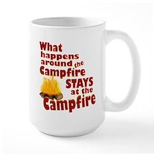 campfire fun Mugs