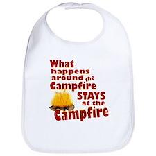 campfire fun Bib