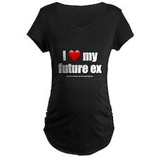 """Love My Future Ex"" T-Shirt"