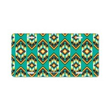 Native American Bead Design, Red, Blue, Grey, Purp