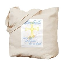 Little Bit of Heaven Tote Bag