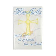 Little Bit of Heaven Rectangle Magnet (10 pack)