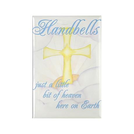 Little Bit of Heaven Rectangle Magnet (100 pack)