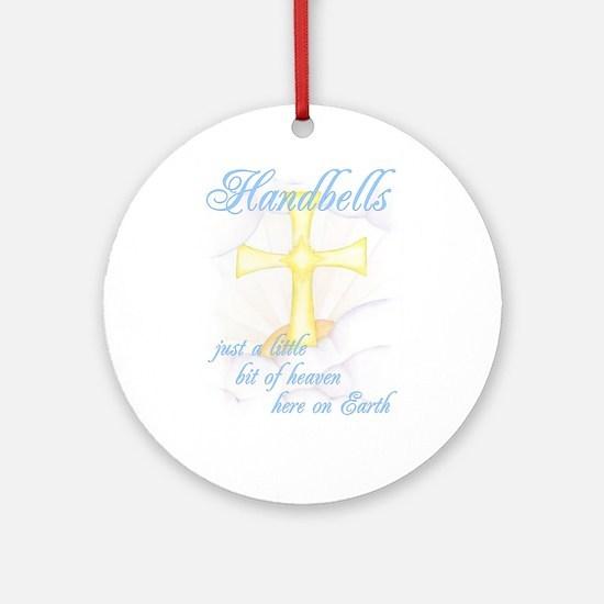 Little Bit of Heaven Ornament (Round)