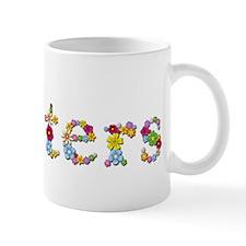 Walters Bright Flowers Mugs