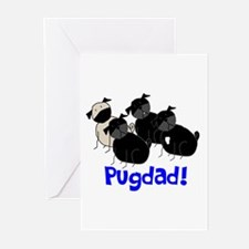 StickPug Greeting Cards (Pk of 10)