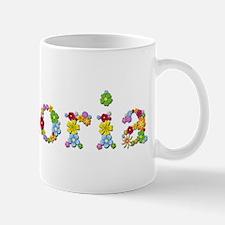 Victoria Bright Flowers Mugs