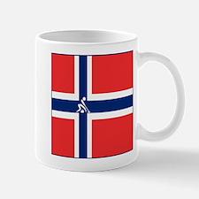 Team Curling Norway Mug