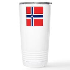 Team Curling Norway Travel Mug