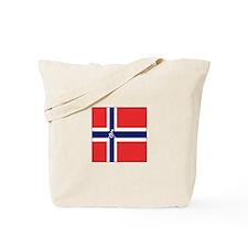 Team Curling Norway Tote Bag