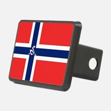 Team Curling Norway Hitch Cover