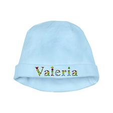 Valeria Bright Flowers baby hat