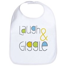 Laugh and Giggle Bib