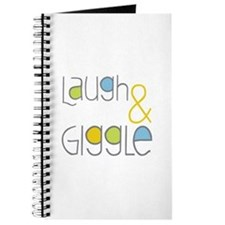 Laugh and Giggle Journal