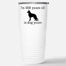 80 birthday dog years german shepherd black 2 Trav