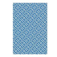 Greek Key Pattern Postcards (Package of 8)