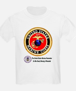 The Marine Corps Remembers! T-Shirt