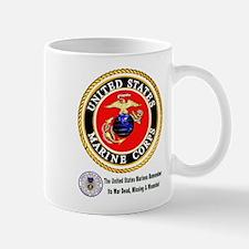The Marine Corps Remembers! Mug