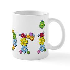 Tori Bright Flowers Mugs