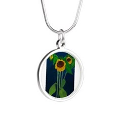 Donna's Sunflowers Necklaces