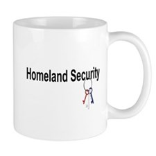 Homeland Security Small Mug