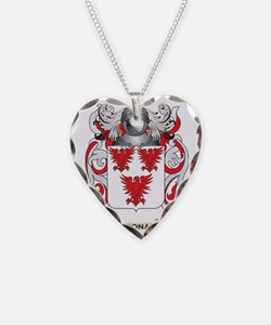 Noonan Coat of Arms (Family C Necklace