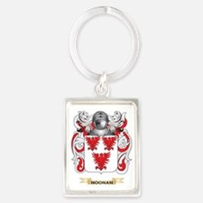 Noonan Coat of Arms (Family Cres Portrait Keychain