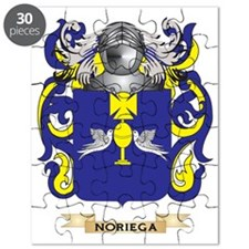 Noriega Coat of Arms (Family Crest) Puzzle