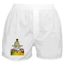 Ethiopian Warrior Boxer Shorts