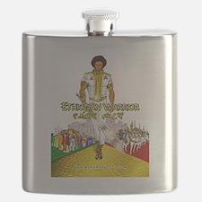 Ethiopian Warrior Flask
