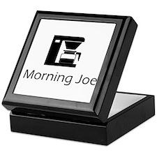 Morning Joe Keepsake Box