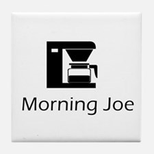 Morning Joe Tile Coaster