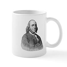 Olde School Franklin Mug