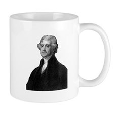 Olde School Jefferson Mug