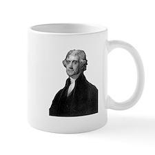 Olde School Jefferson Small Mug
