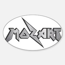 Mozart logo Decal